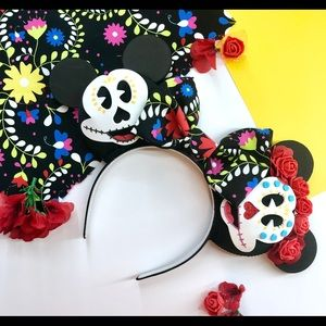 Disney Coco Inspired Mouse Ears
